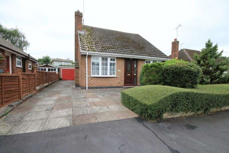 2 Bedrooms Detached Bungalow for sale in VALLEY ROAD, CHADDESDEN