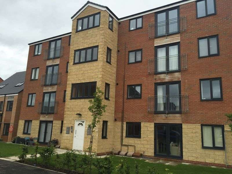 2 Bedrooms Flat for sale in St Nicholas Way, Hebburn