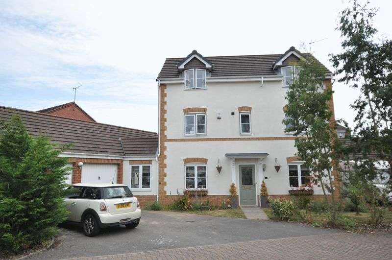 4 Bedrooms Detached House for sale in Kyle Road, Hilton
