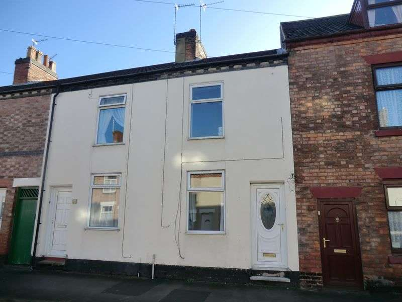 2 Bedrooms Terraced House for sale in Broadway Street, Burton-On-Trent