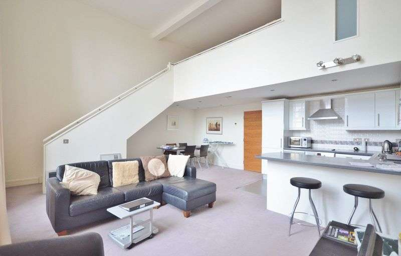 1 Bedroom Flat for sale in Engine House, Shaddon Mill, Carlisle