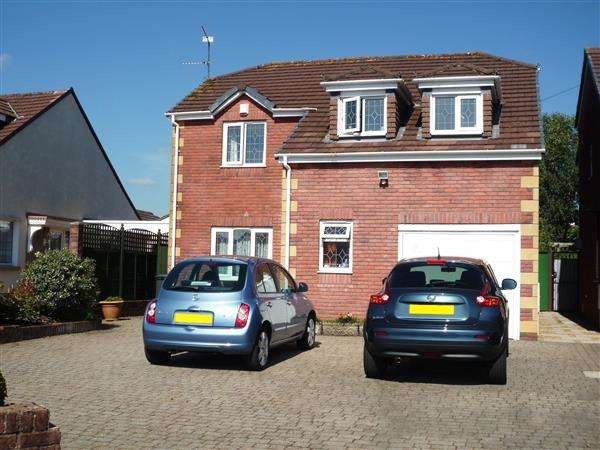 4 Bedrooms Detached House for sale in Ty Gwyn Road, Rhiwbina, Cardiff