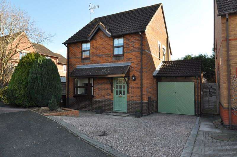 3 Bedrooms Detached House for sale in Meadow Road, Droitwich