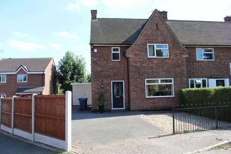 3 Bedrooms Property for sale in Alford Road, Nottingham