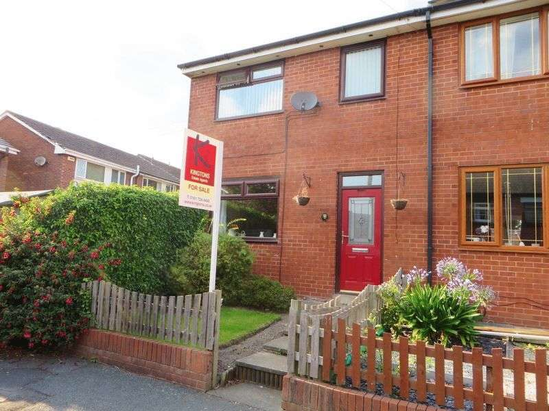 3 Bedrooms Terraced House for sale in Cobden Street, Radcliffe