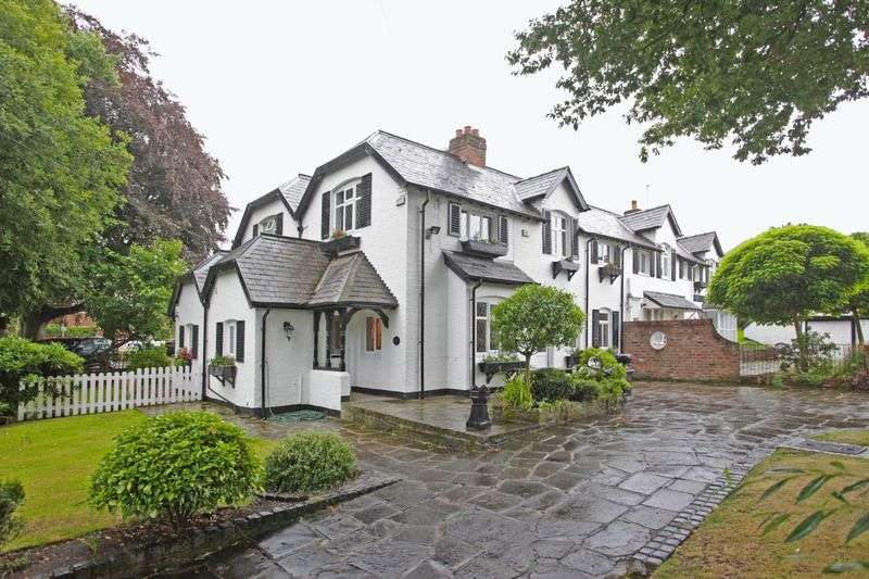 3 Bedrooms Terraced House for sale in Beech Mews, Grove Lane, Hale