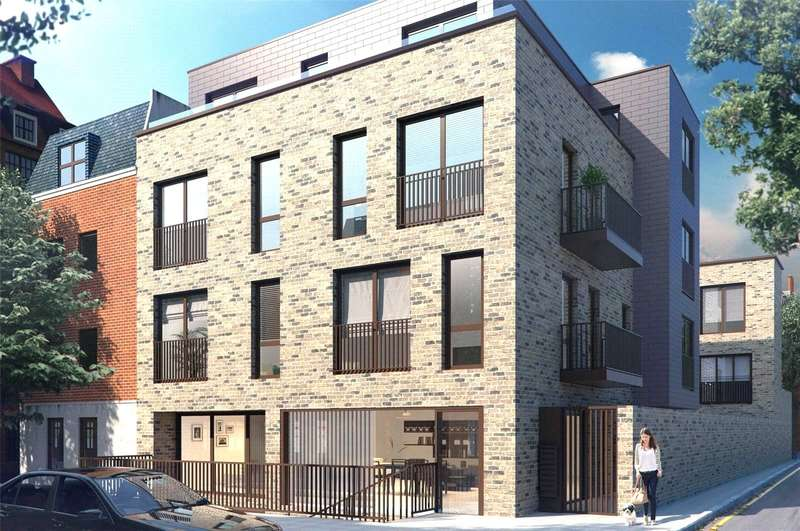 2 Bedrooms Flat for sale in Leighton Road, Kentish Town, London, NW5