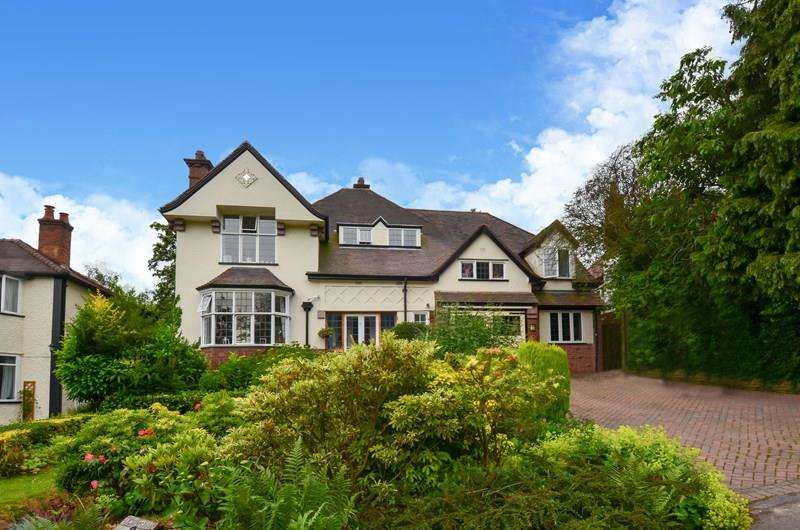5 Bedrooms Detached House for sale in Cherry Hill Avenue, Barnt Green, Barnt Green