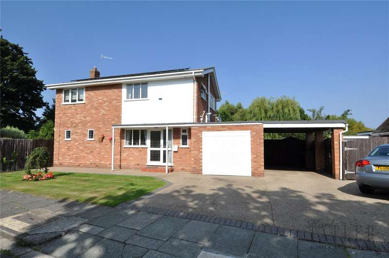 3 Bedrooms Detached House for sale in The Paddock, Upton, Wirral