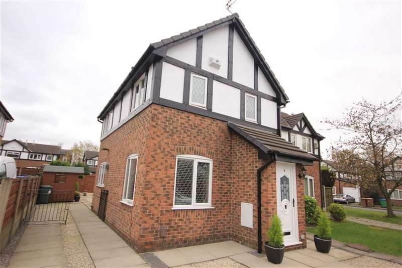 3 Bedrooms Property for sale in Clitheroe Close, Heywood