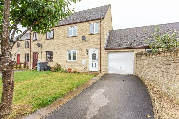 3 Bedrooms Semi Detached House for sale in Rissington Drive, WITNEY