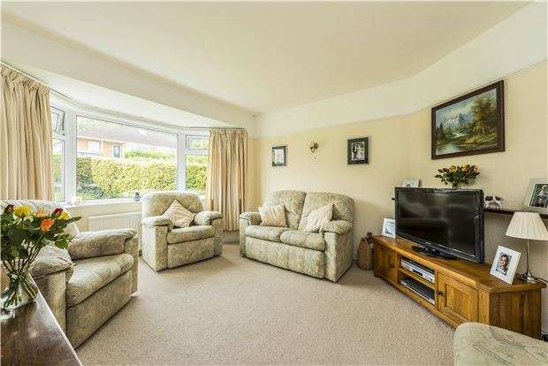 3 Bedrooms Detached House for sale in Devonshire Road, Bathampton, BATH, Somerset, BA2 6UB