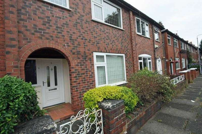 3 Bedrooms Terraced House for sale in Merton Road, Prestwich