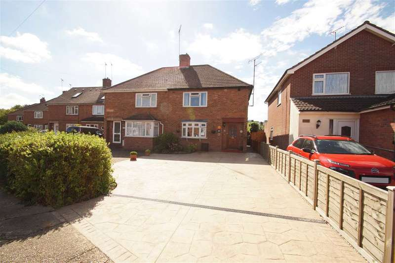 3 Bedrooms Semi Detached House for sale in Causton Road, Colchester