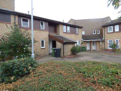 1 Bedroom Flat for sale in Reepham, Orton Brimbles, Peterborough, Cambridgeshire