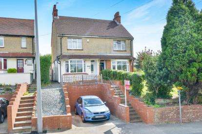 3 Bedrooms Semi Detached House for sale in Shenley Road, Bletchley, Milton Keynes, Buckinghamshire