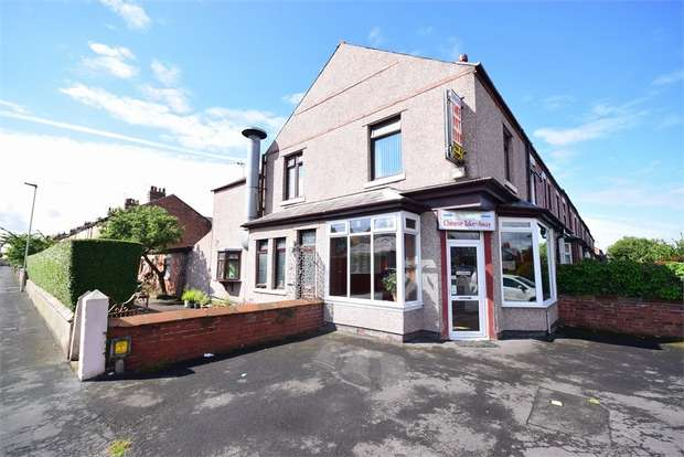 3 Bedrooms End Of Terrace House for sale in Trent Street, LYTHAM ST ANNES, Lancashire
