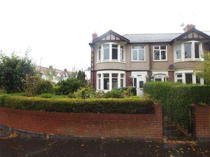 3 Bedrooms Terraced House for sale in Fletchamstead Highway, Coventry, West Midlands