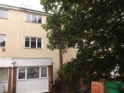 3 Bedrooms Terraced House for sale in Todd Close, Clifton, Nottingham