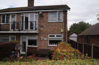 2 Bedrooms Maisonette Flat for sale in The Chestnuts, Stoke Lane, Gedling, Nottingham