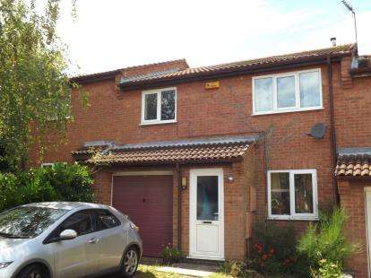 3 Bedrooms Terraced House for sale in Spinney Road, Keyworth, Nottingham