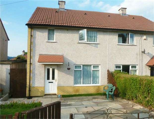 2 Bedrooms Semi Detached House for sale in Sandholme Drive, Bradford, West Yorkshire