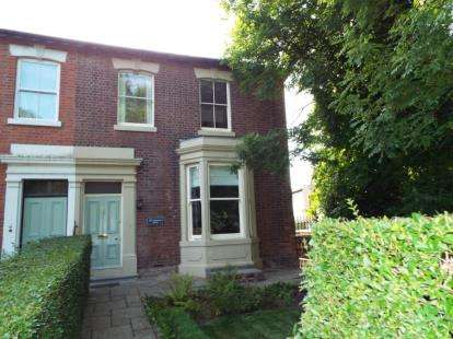 4 Bedrooms End Of Terrace House for sale in Garstang Road, Fulwood, Preston, Lancashire