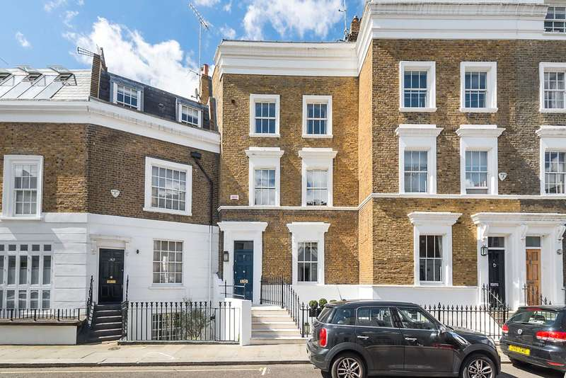 4 Bedrooms Terraced House for sale in First Street, London, SW3