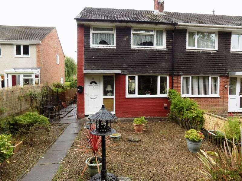 3 Bedrooms Semi Detached House for sale in Woodland Road, Pontypridd