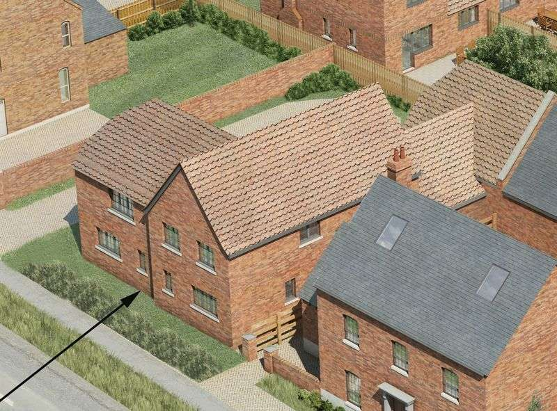 4 Bedrooms Property for sale in Plot 7 Langar Lane, Harby