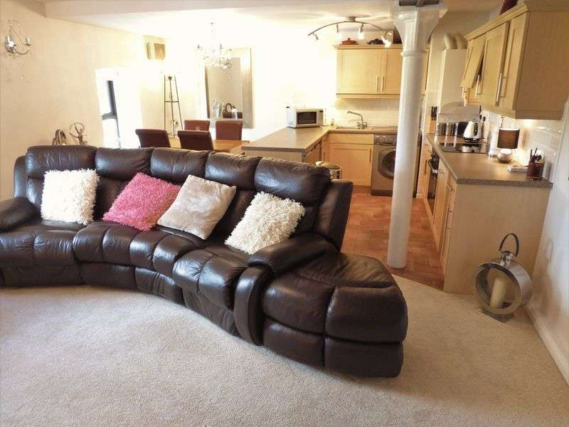 2 Bedrooms Flat for sale in The Old Brewery, Houghton Le Spring