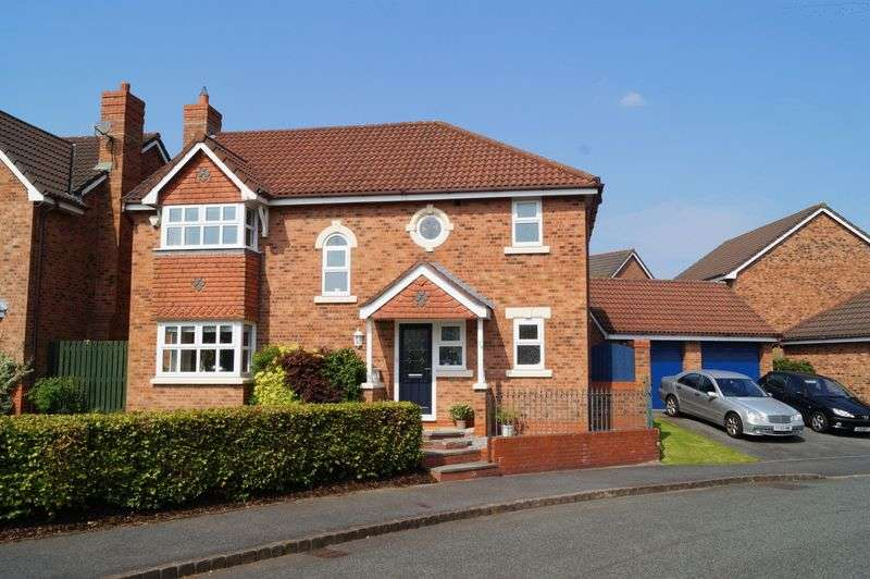 4 Bedrooms House for sale in Beamish Close, Appleton, WA4 5RJ
