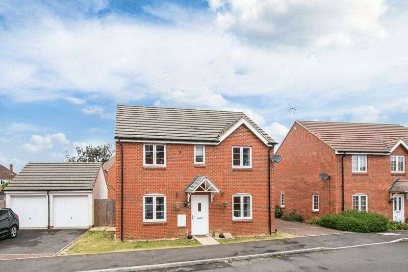 3 Bedrooms Detached House for sale in Foskett Way, Aylesbury