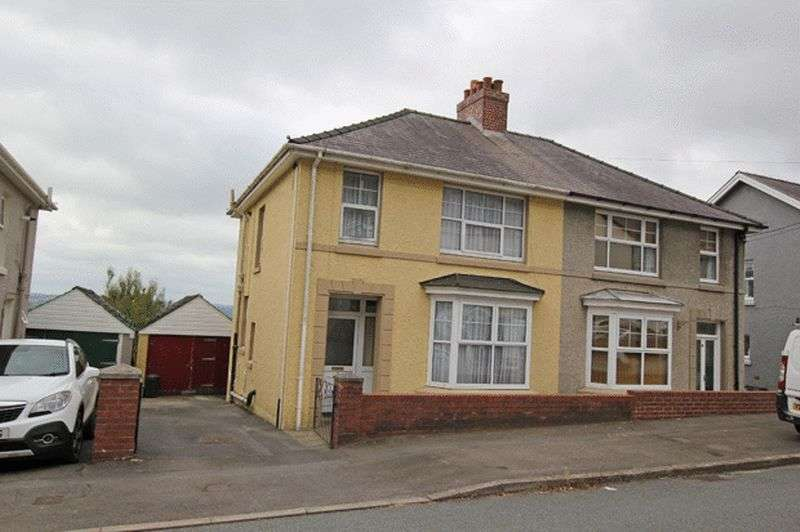 3 Bedrooms Semi Detached House for sale in HEOL Y DELYN