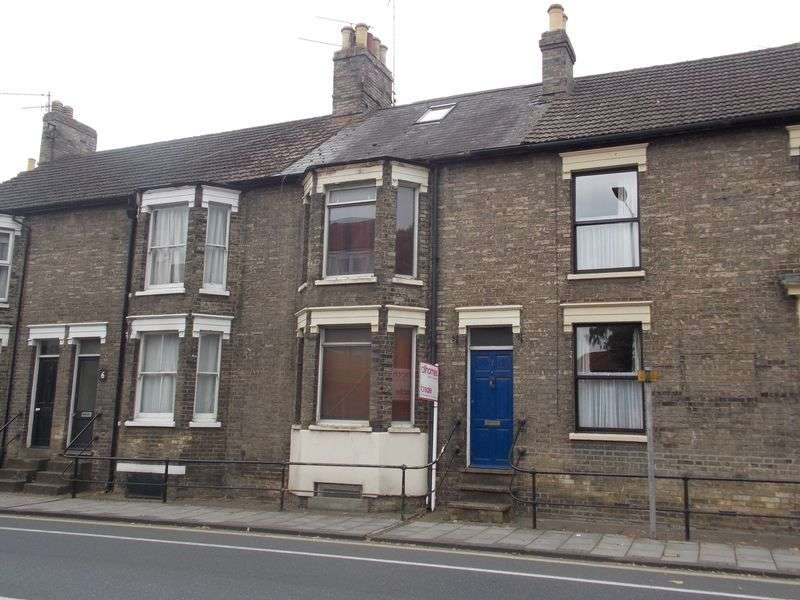 3 Bedrooms Terraced House for sale in Out Risbygate, Bury St. Edmunds