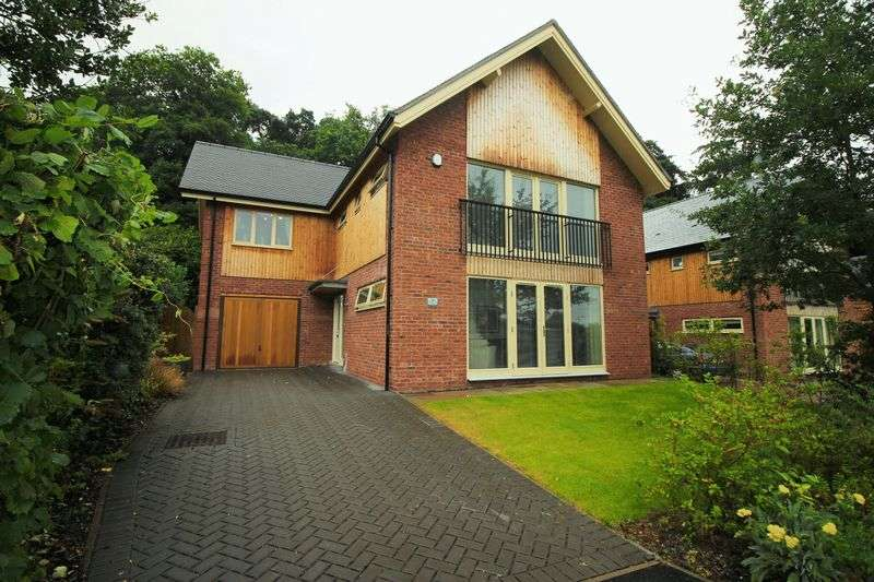 4 Bedrooms Detached House for sale in Lower Road, Shrewsbury