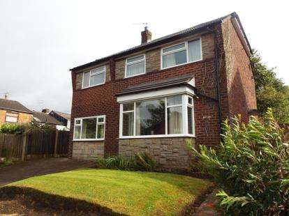 4 Bedrooms Detached House for sale in Farm Lane, Prestwich, Manchester, Greater Manchester
