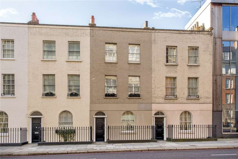 3 Bedrooms Terraced House for sale in Vauxhall Bridge Road, London, SW1V