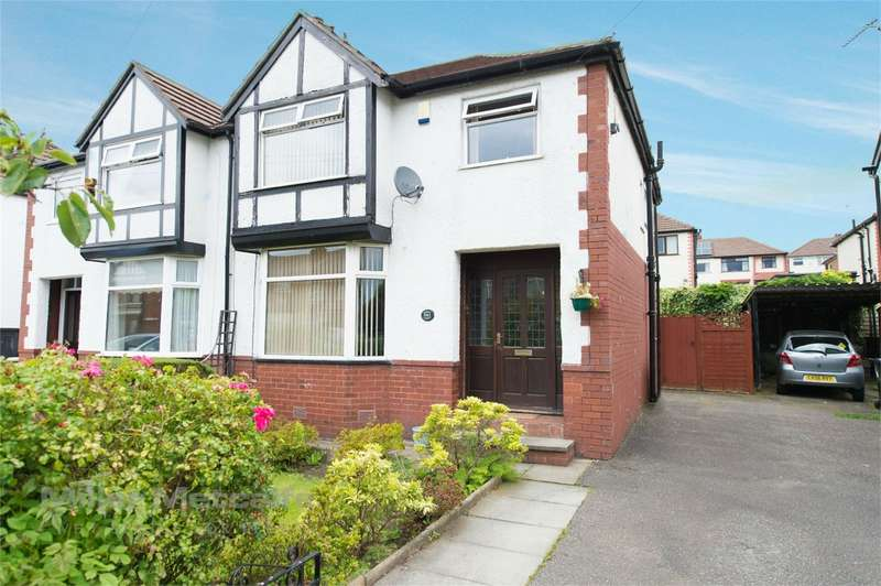 3 Bedrooms Semi Detached House for sale in Chorley New Road, Horwich, Bolton, Lancashire