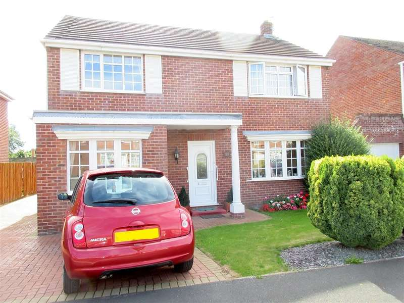 4 Bedrooms Detached House for sale in Hencliffe Way, Hanham, Bristol