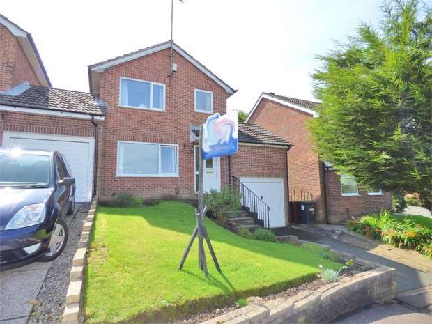 3 Bedrooms Detached House for sale in Falcon Close, Blackburn, Lancashire