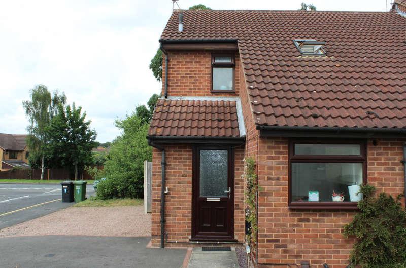 2 Bedrooms End Of Terrace House for sale in Linnet Rise, Kidderminster, Kidderminster, DY10