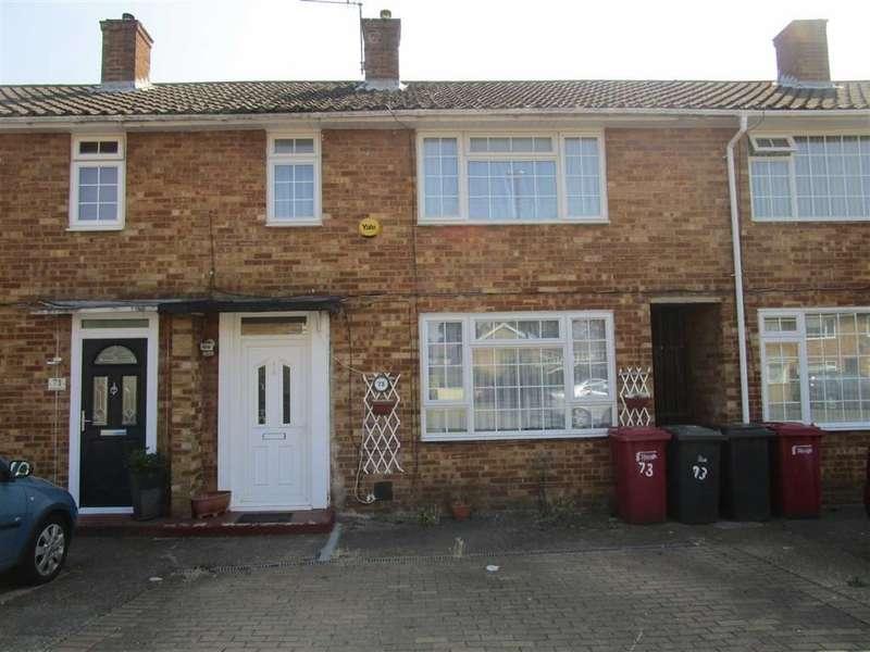 2 Bedrooms Property for sale in Pemberton Road, Slough, Berkshire