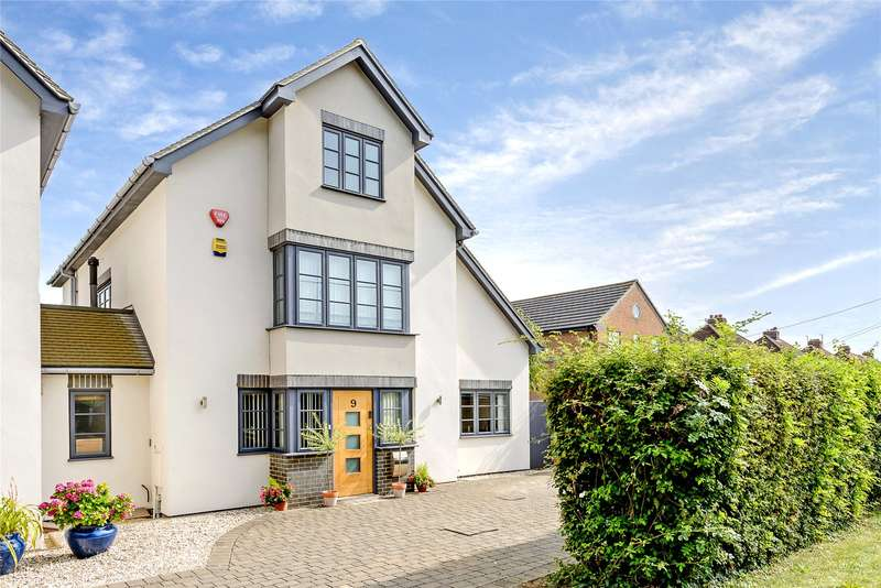 4 Bedrooms Semi Detached House for sale in Yarnton Road, Kidlington, Oxfordshire, OX5