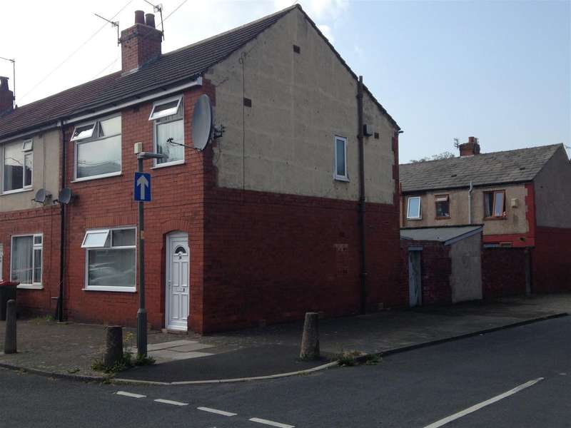 3 Bedrooms Property for sale in Lincoln Street, Deepdale, Lancashire, PR1 6RE