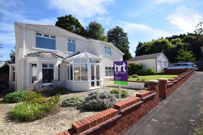 4 Bedrooms Detached House for sale in 5 Picton Avenue, Bridgend CF31 3HD