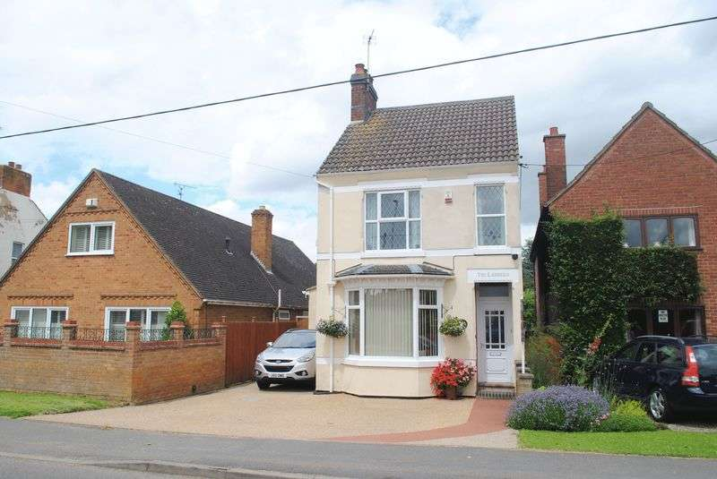 3 Bedrooms Detached House for sale in Wollaston Road, Irchester
