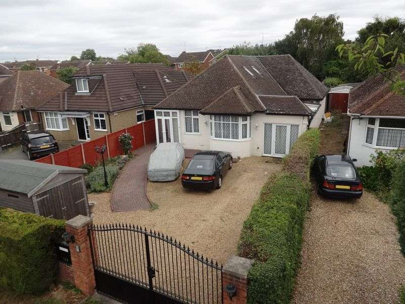 3 Bedrooms Detached Bungalow for sale in Barton Road, Luton
