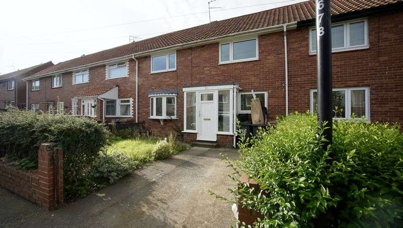 3 Bedrooms Terraced House for sale in STONECHAT PLACE, Longbenton
