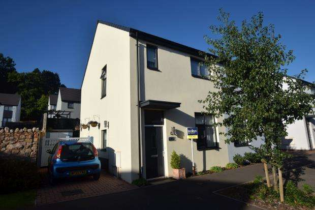 3 Bedrooms Semi Detached House for sale in Daveys Elm View, Paignton, Devon